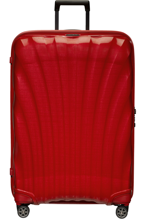 Samsonite C-Lite Spinner 81cm  Rouge piment