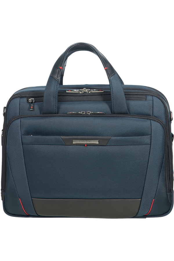 Samsonite Pro-Dlx 5 Laptop Bailhandle Expandable  15.6inch Oxford Blue