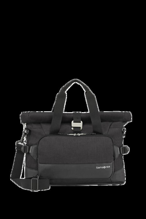 Samsonite Ziproll Laptop Shoulder Bag  Noir