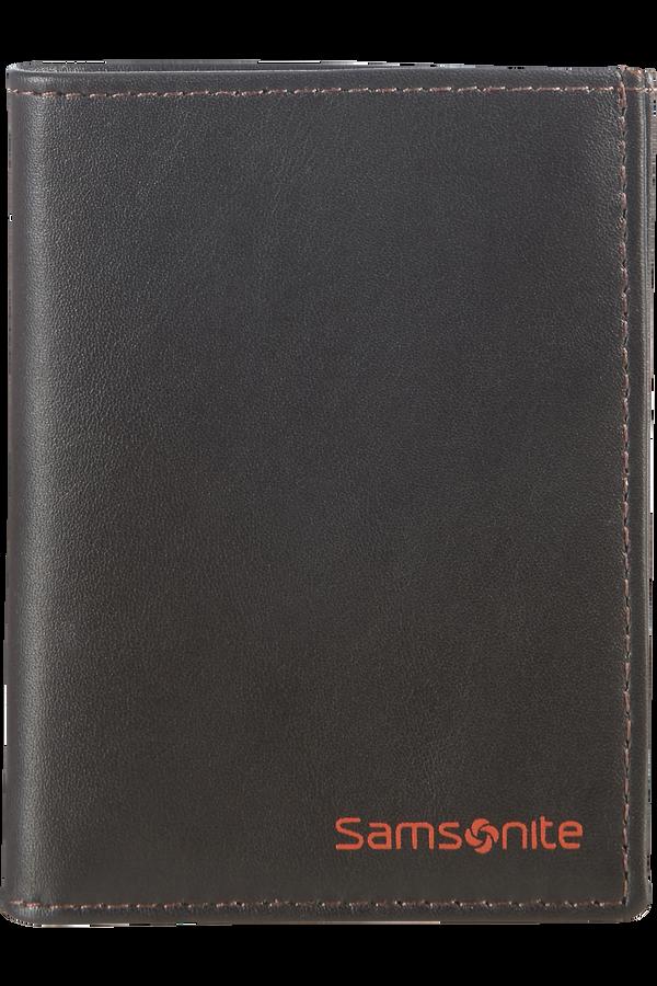 Samsonite Card Holder Easy Wallet  Brun/Orange
