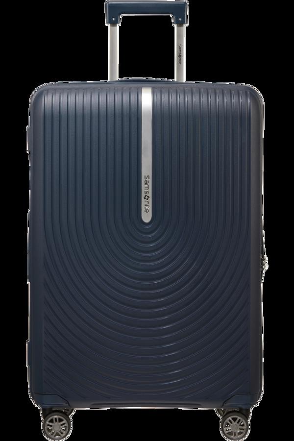 Samsonite Hi-Fi Spinner Expandable 68cm  Bleu foncé