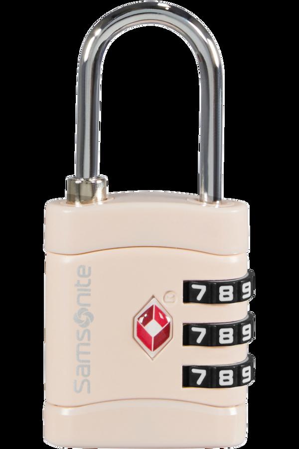 Samsonite Global Ta Combilock 3 dial TSA light Pale Rose Pink