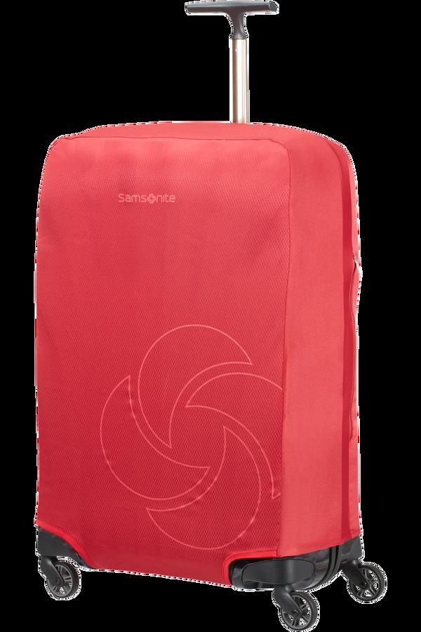 Samsonite Global Ta Foldable Luggage Cover M/L Rouge