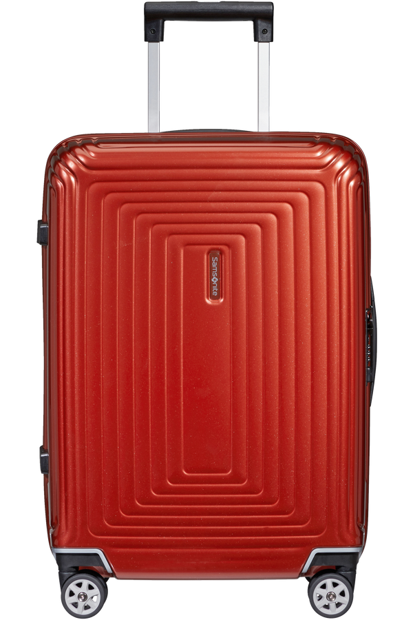 Samsonite Neopulse Spinner Width 23cm 55cm  Metallic Intense Red