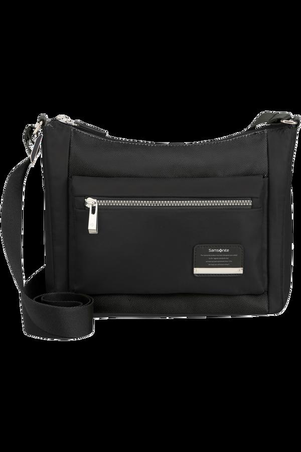 Samsonite Openroad Chic Shoulder Bag + 1 Pkt S  Noir