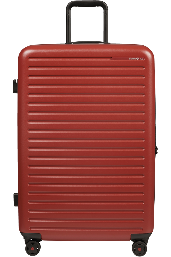 Samsonite Stackd Spinner 75cm  Rouge