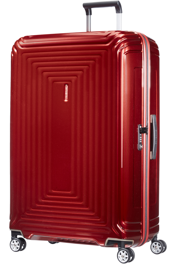 Samsonite Neopulse Spinner 81cm Rouge métal