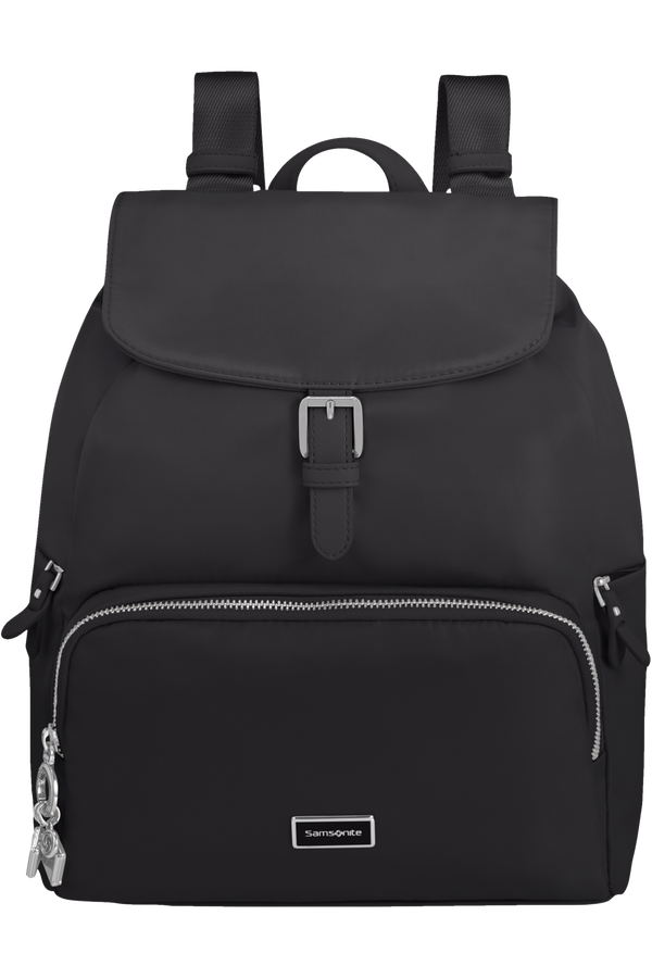 Samsonite Karissa 2.0 Backpack 3 Pockets 1 Buckle  Noir