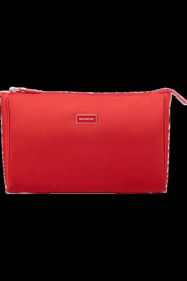 Samsonite Karissa Cosmetic Pouch L  Formula Red