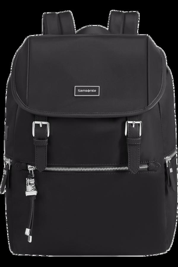 Samsonite Karissa Biz Backpack 14.1'+Flap W/Usb  Noir