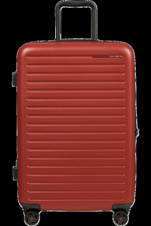 Samsonite Stackd Spinner 68cm  Rouge
