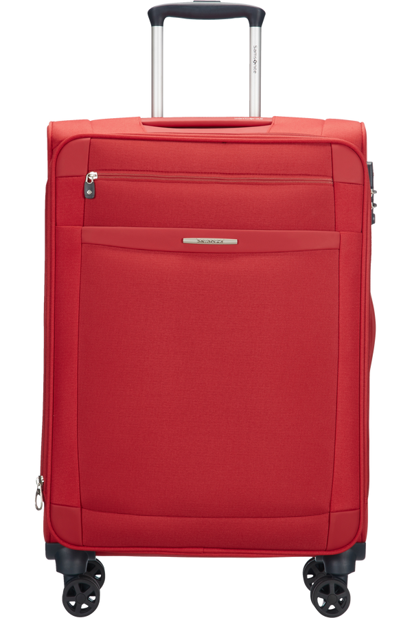 Samsonite Dynamo Spinner extensible 67cm Rouge