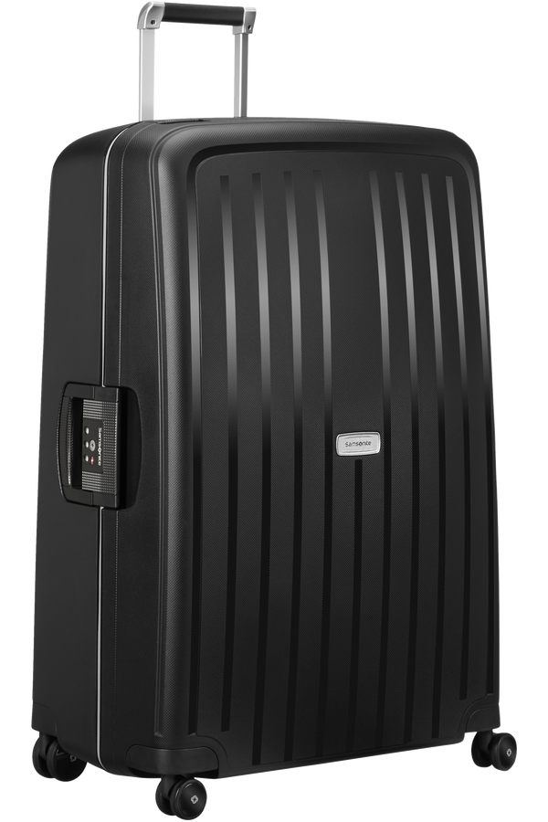 Samsonite Macer Dlx Spinner 81cm  Midnight Black