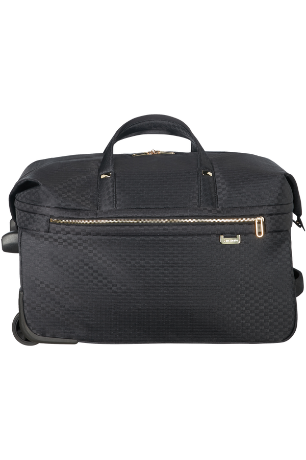Samsonite Uplite Duffle with wheels 55cm  Black/Gold