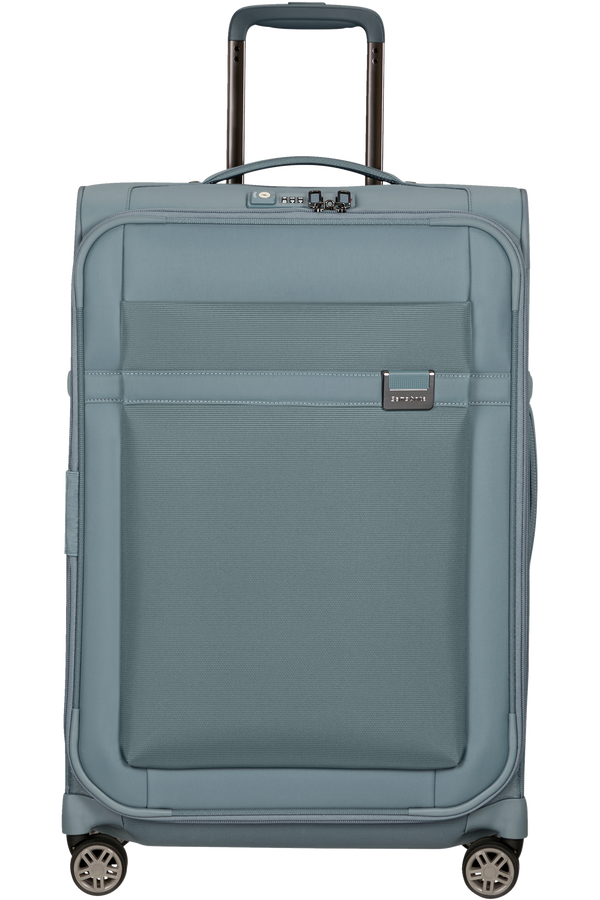 Samsonite Airea Spinner Expandable 67cm  Smoke Blue