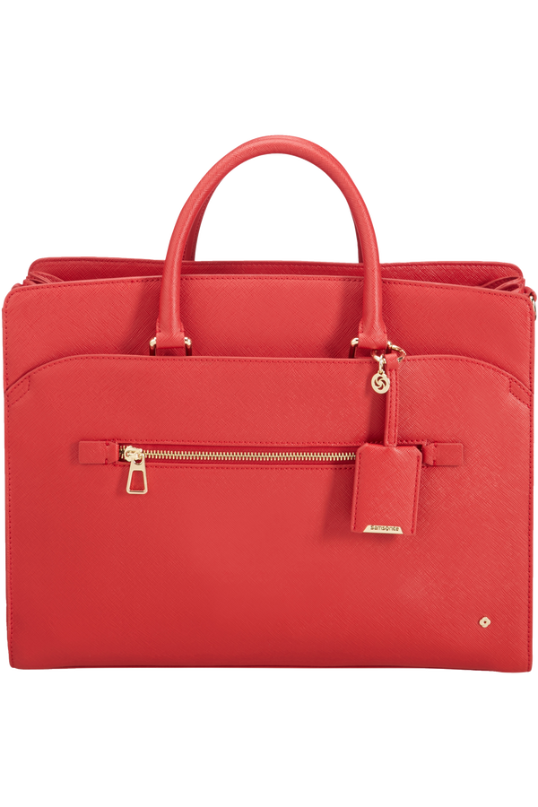 Samsonite Lady Becky Bailhandle 3 Comp  14.1inch Rouge