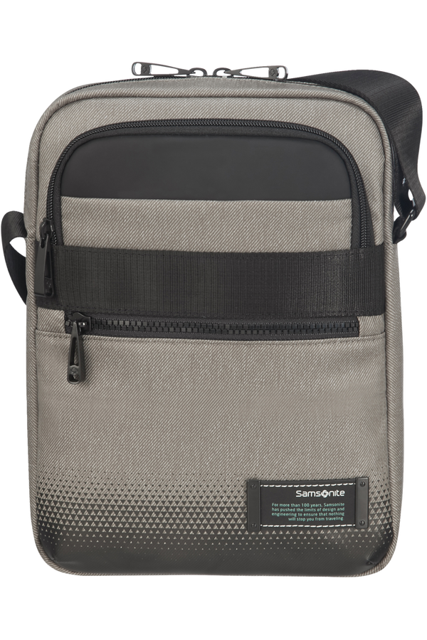 Samsonite Cityvibe 2.0 Tablet Crossover Bag  9.7inch Gris cendre