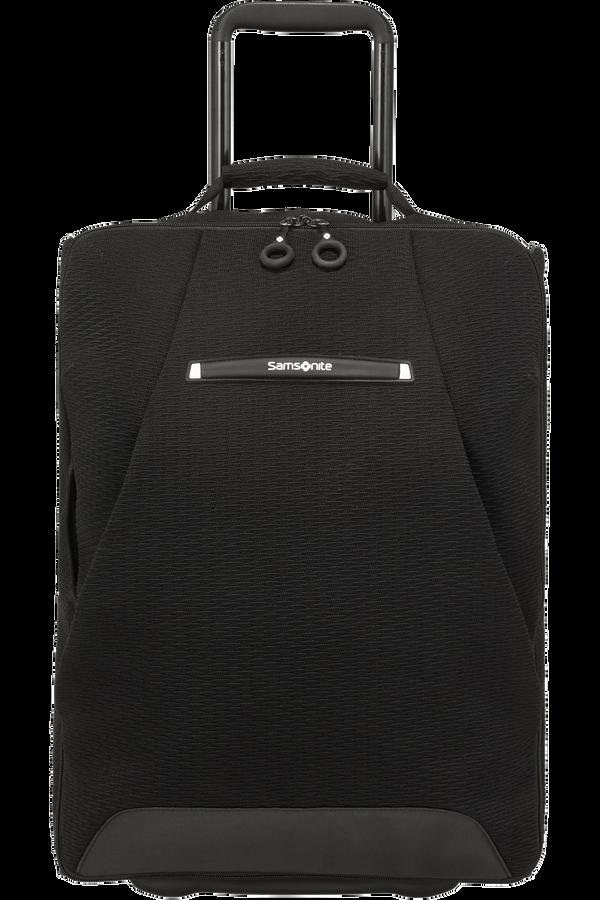 Samsonite Neoknit Duffle with Wheels Backpack 55cm  Black/White