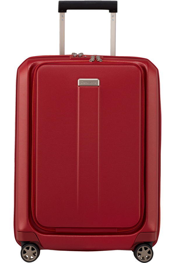 Samsonite Prodigy Spinner Expandable 55cm  Red/Orange
