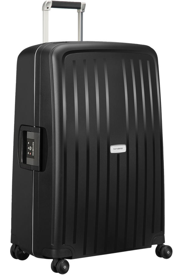 Samsonite Macer Dlx Spinner 75 cm  Midnight Black