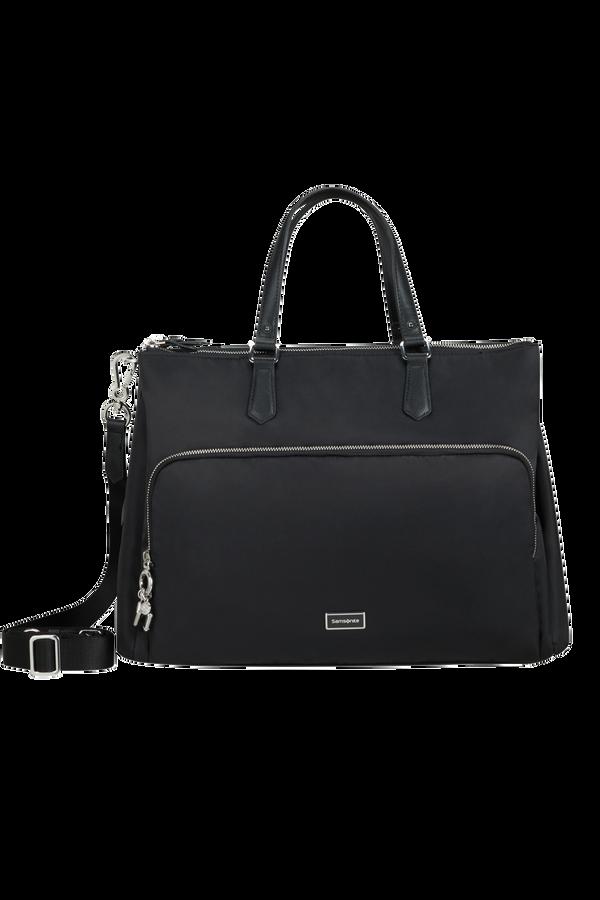 Samsonite Karissa Biz 2.0 Org. Shopping Bag 3 Comp.  14.1inch Noir