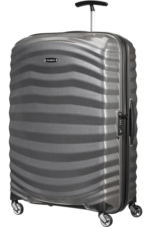 Samsonite Lite-Shock Spinner 75cm  Gris eclipse