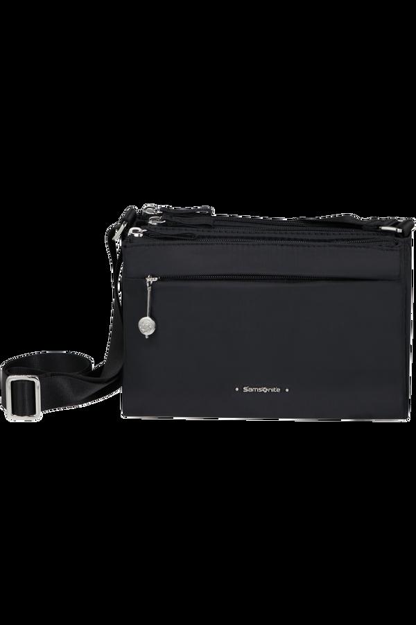 Samsonite Move 3.0 H.Shoulder Bag 3 Comp S  Noir