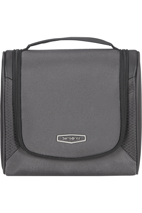 Samsonite X'blade 4.0 Toilet Kit  gris / noir
