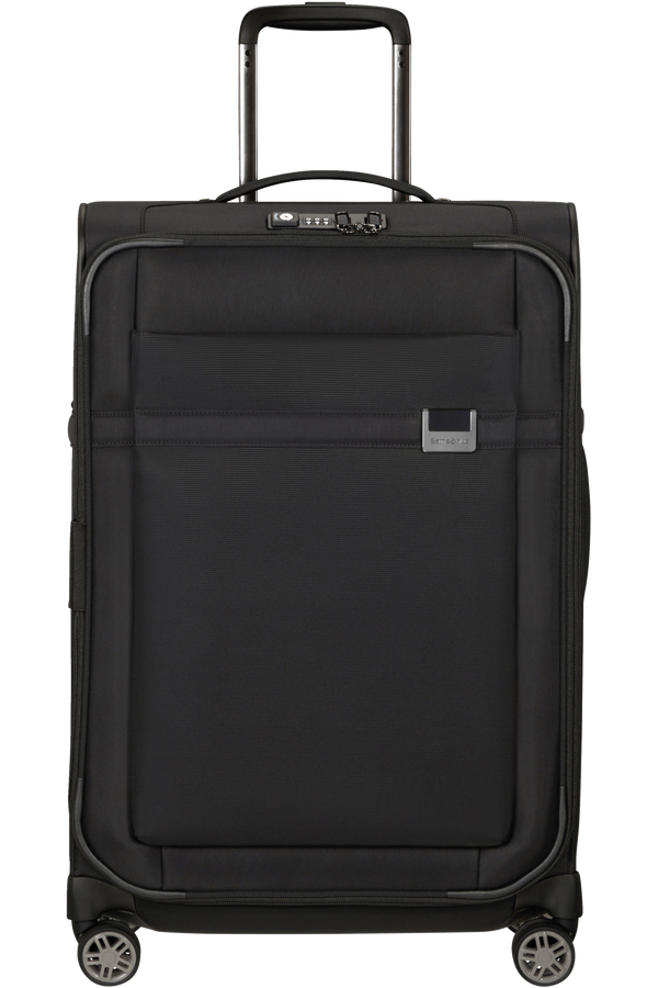Samsonite Airea Spinner Expandable 67cm  Noir