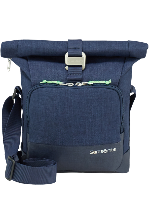Samsonite Ziproll Cross Over  Night Blue