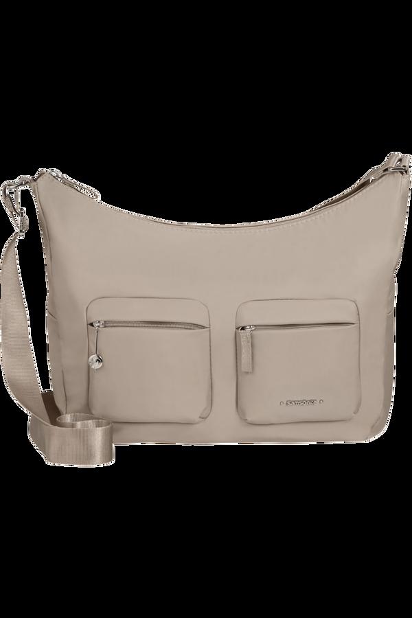 Samsonite Move 3.0 Shoulder Bag + 2 Pockets M  Gris clair