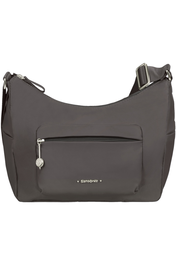 Samsonite Move 3.0 Shoulder Bag + 1 Pocket S  Gris foncé
