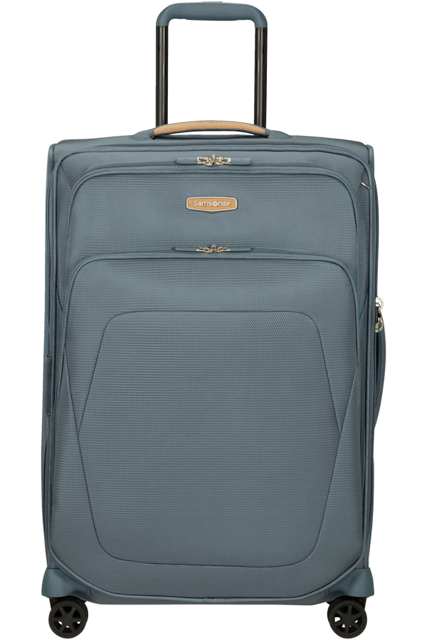 Samsonite Spark Sng Eco Spinner Expandable 67cm  Trooper Grey