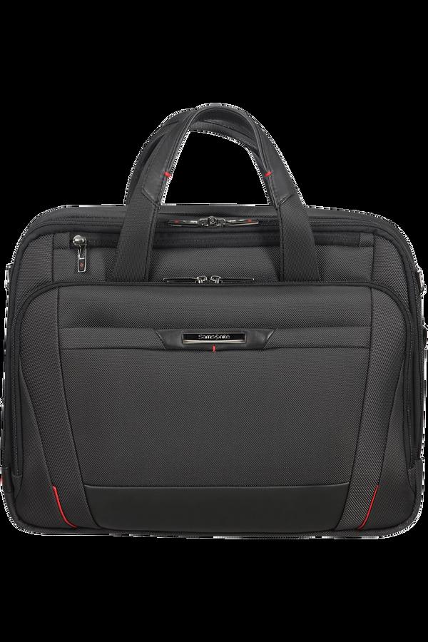 Samsonite Pro-Dlx 5 Laptop Bailhandle Expandable  39.6cm/15.6inch Noir
