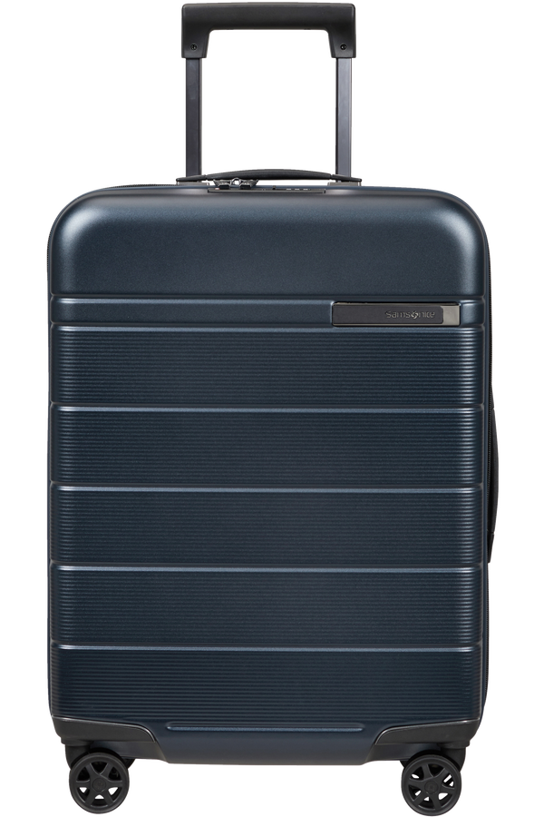 Samsonite Neopod Spinner Expandable SL. Out Pouch 55cm  Bleu nuit