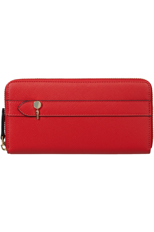 Samsonite My Samsonite Pro Slg 319 - L Zip Around L  Rouge classique