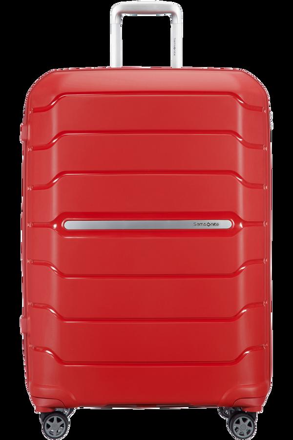 Samsonite Flux Spinner Expandable 75cm  Rouge