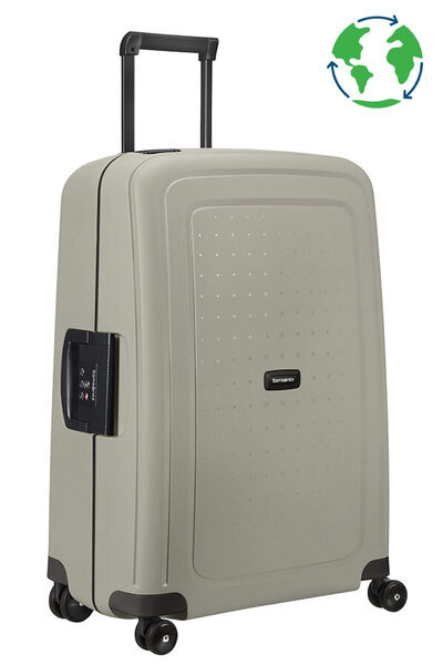 S'Cure Eco Earth Valise 4 roues 69cm