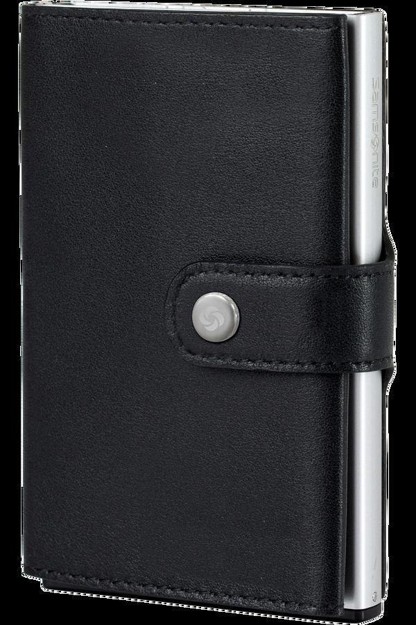 Samsonite Alu Fit 202 - Slide-up Wallet  Noir