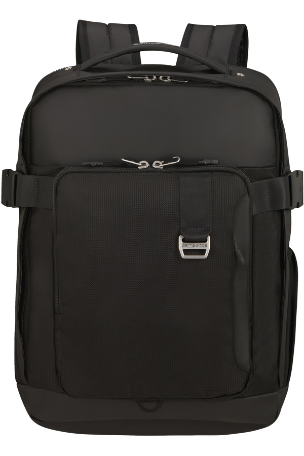 Samsonite Midtown Laptop Backpack Expandable L 15.6inch Noir