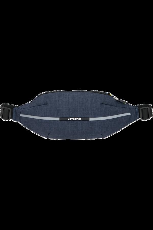 Samsonite Securipak Waist Bag  Eclipse Blue