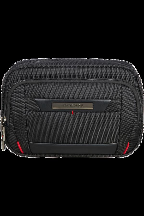 Samsonite Pro-Dlx 5 C. Cases Slim Toiletry Bag  Noir