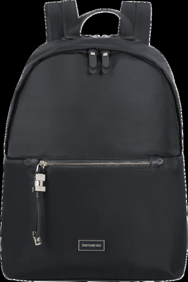 Samsonite Karissa Biz Round Backpack  35.8cm/14.1inch Noir