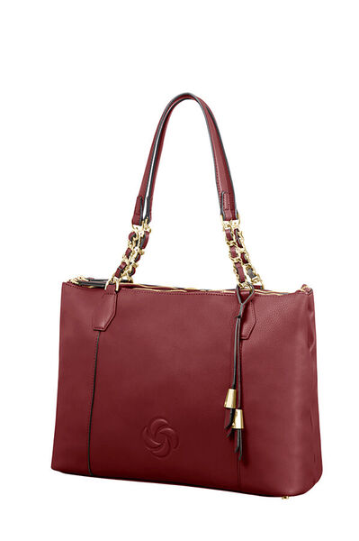 Satiny Sac shopping