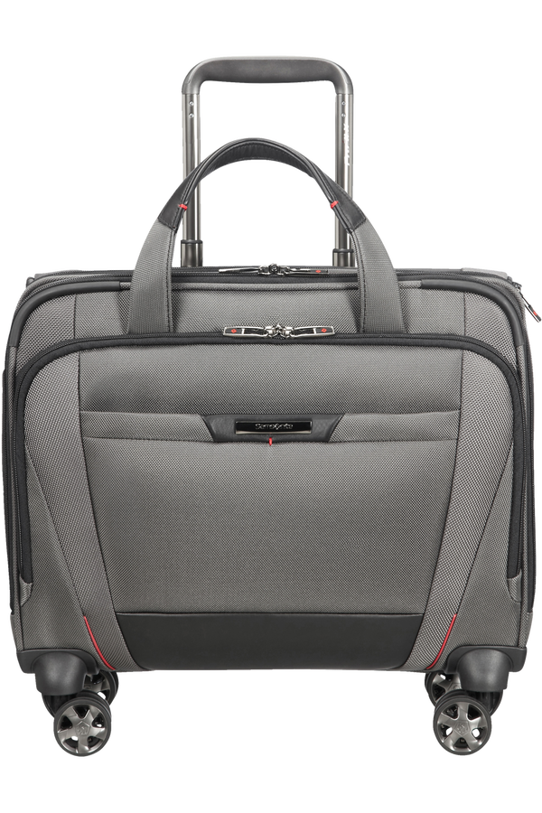 Samsonite Pro-Dlx 5 Spinner Tote  39.6cm/15.6inch Gris magnétique