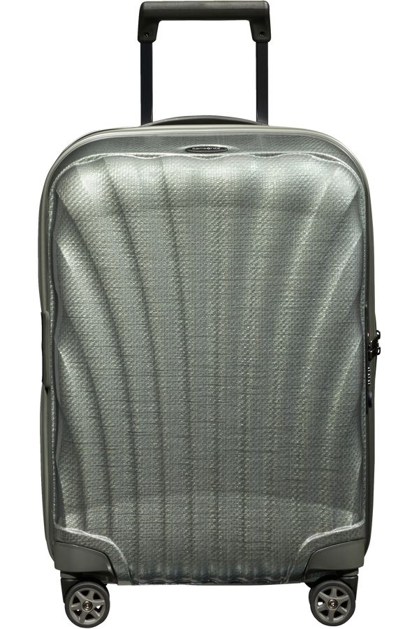 Samsonite C-Lite Spinner Expandable 55cm  Vert métal