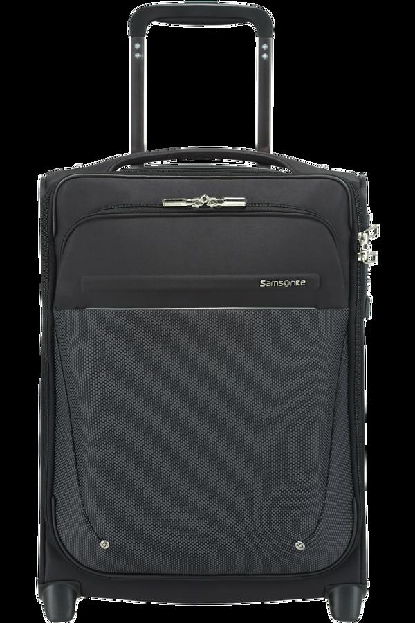 Samsonite B-Lite Icon Upright Underseater USB 45cm  Noir