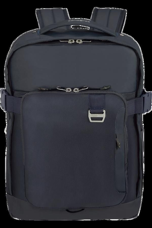 Samsonite Midtown Laptop Backpack Expandable L 15.6inch Bleu foncé