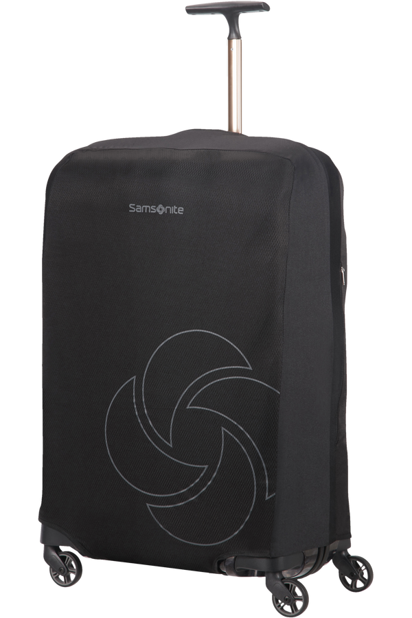 Samsonite Global Ta Foldable Luggage Cover M/L Noir