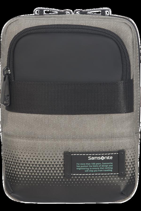 Samsonite Cityvibe 2.0 Tablet Crossover Bag S  Gris cendre